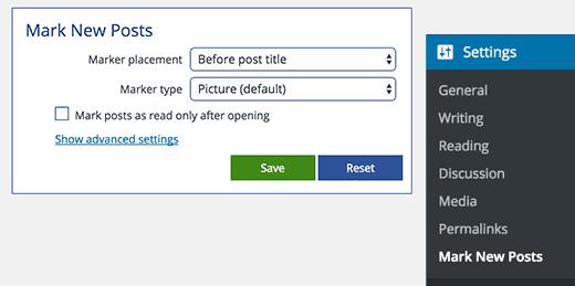 هایلایت کردن پست های جدید در وردپرس
