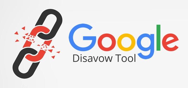 ابزار disavow کردن لینک در گوگل