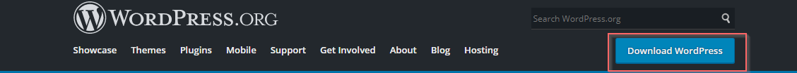 نصب وردپرس برای راه اندازی بلاگ