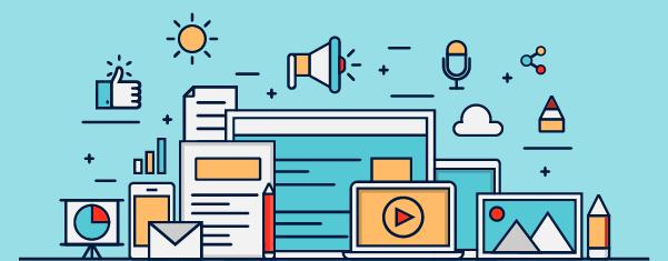رسانه در طراحی وب